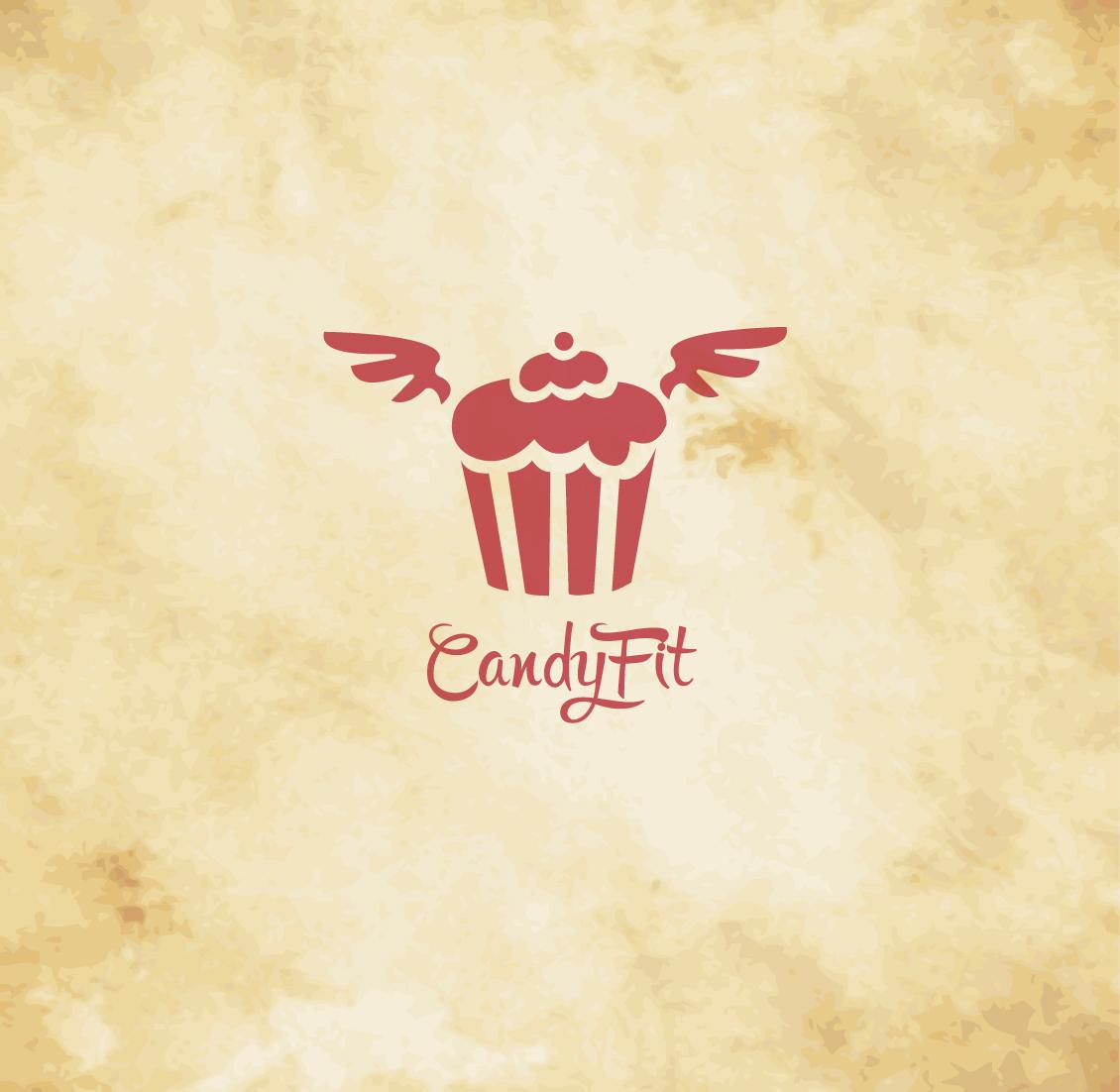 """Разработать логотип для """"CandyFit"""" фото f_96251e039ea82fe4.jpg"""