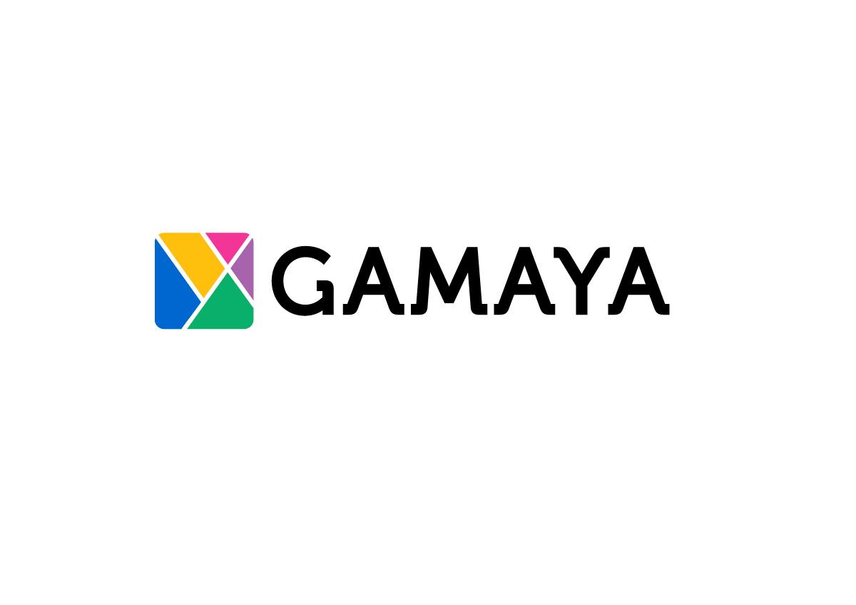 Разработка логотипа для компании Gamaya фото f_357548316a368347.jpg