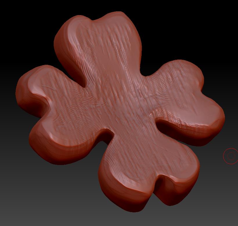Деревянная резная фигурка - 3D модель