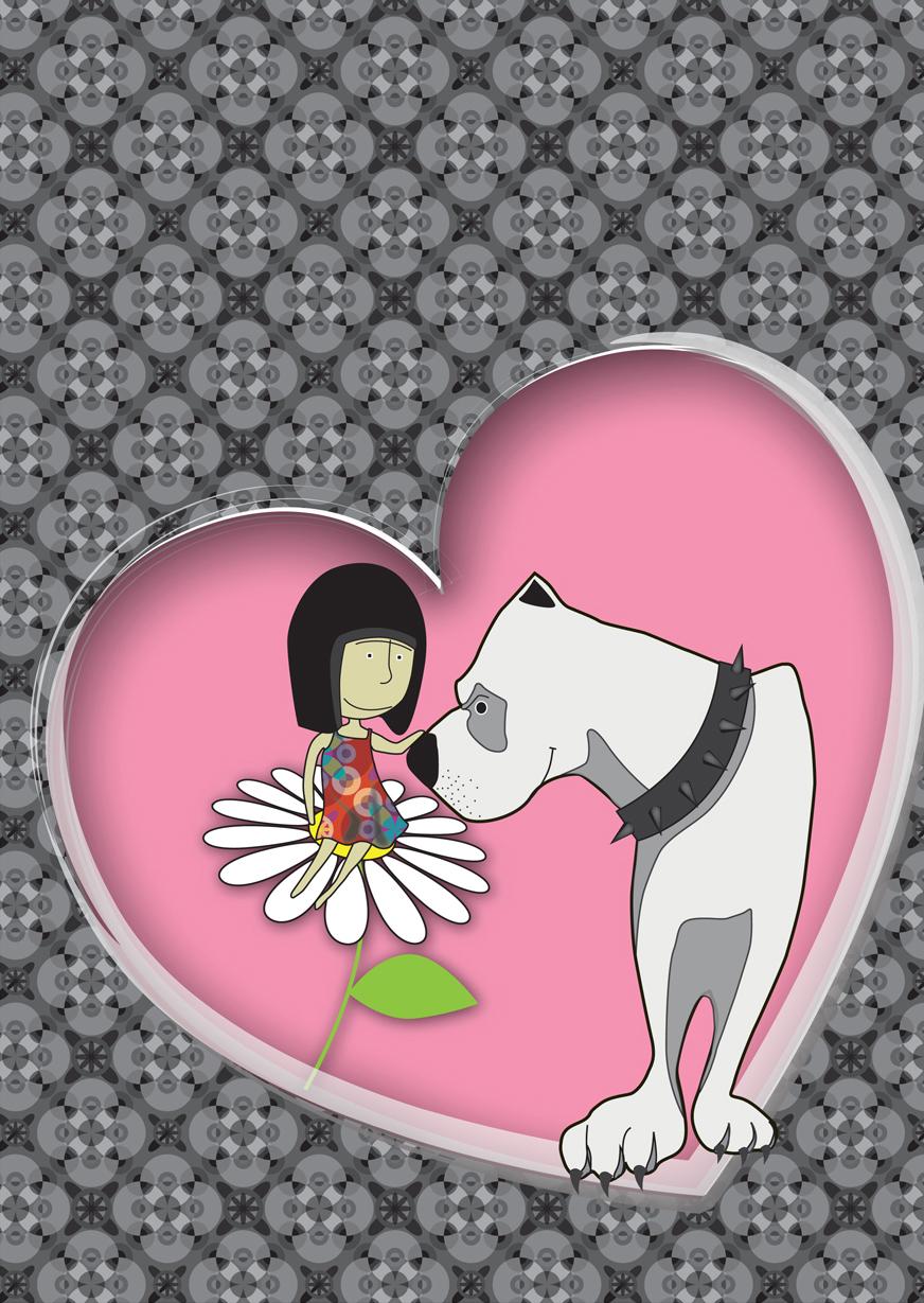 Девочка и Пёс