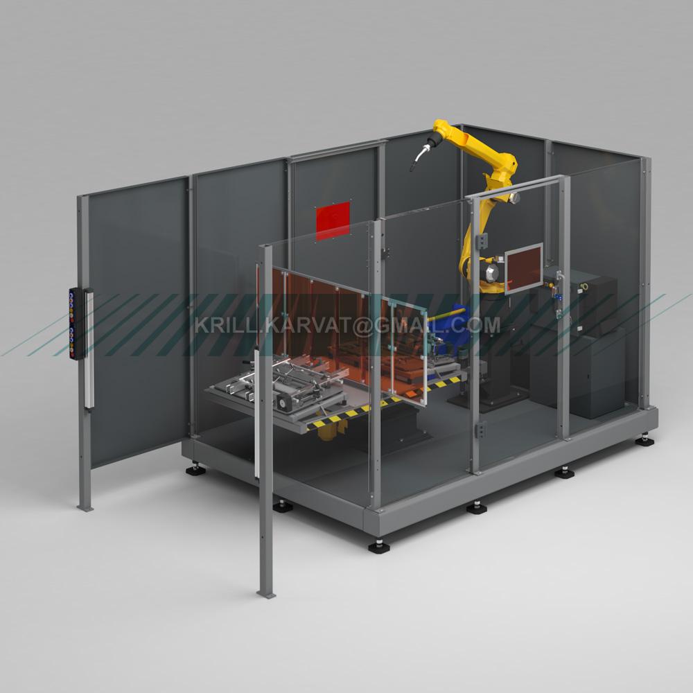 Визуализация CAD модели
