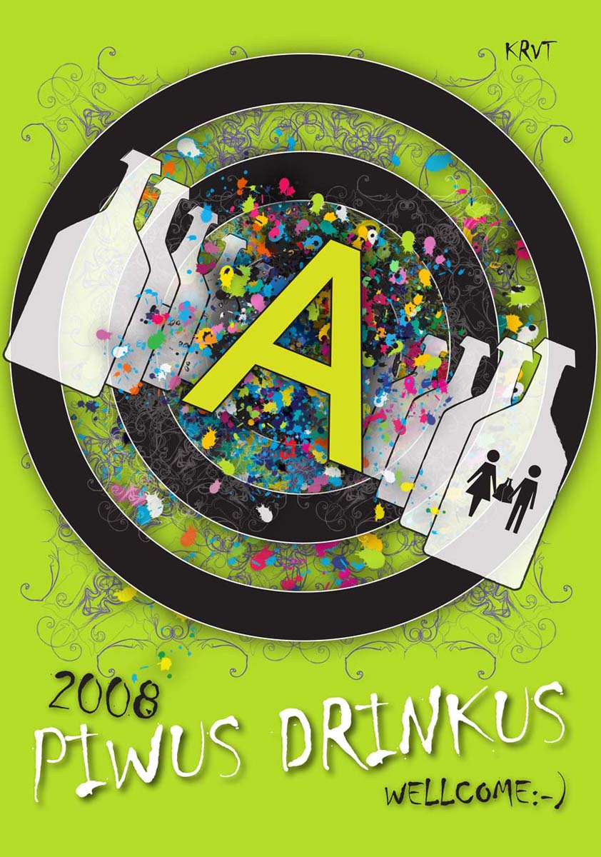 Party poster_2008