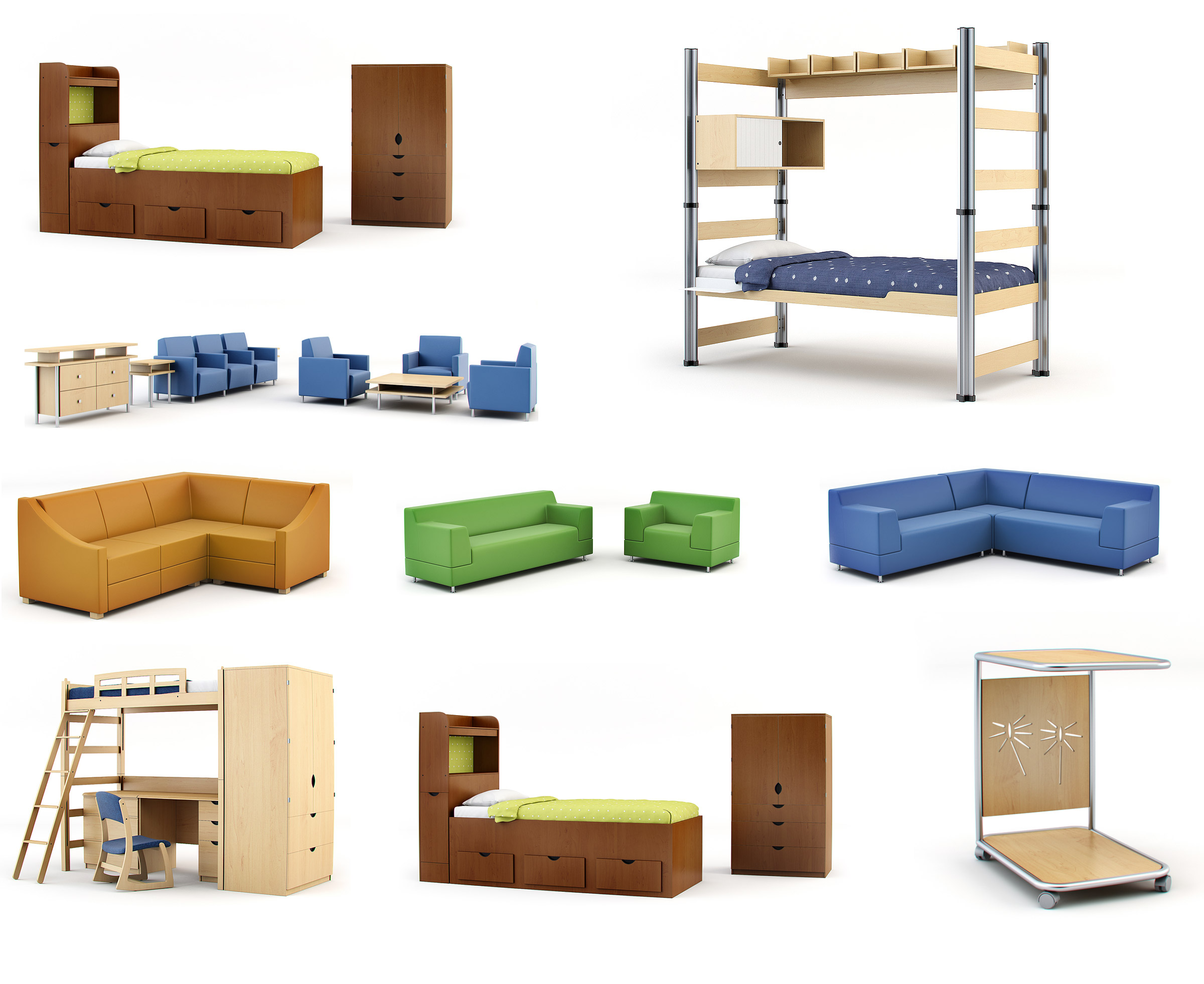 Furniture Collection 2