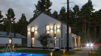 Barn House «Two». ПОЛНЫЙ цикл проектных работ. Ракурс 4