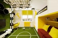 ANNA AND VITALIY CHILDREN FOOTBALL STYLE 02