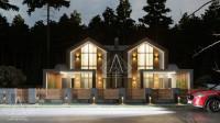 Barn House «Two+Two». ПОЛНЫЙ цикл проектных работ. Ракурс 6