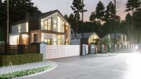 Barn House «Two». ПОЛНЫЙ цикл проектных работ. Ракурс 5