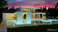 Whire house modern thinking 1