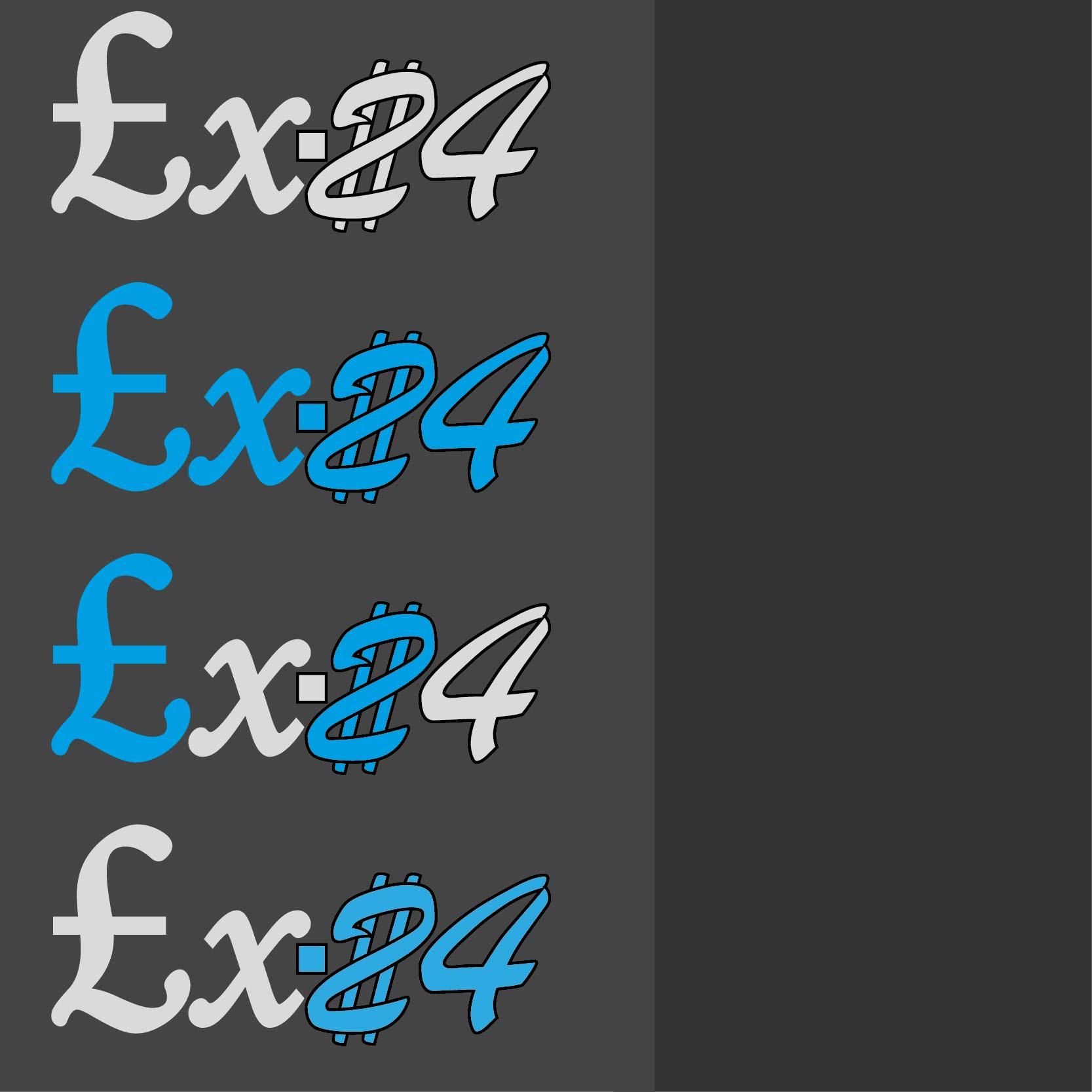 Разработка логотипа компании FX-24 фото f_04350ed74aa35e4e.jpg