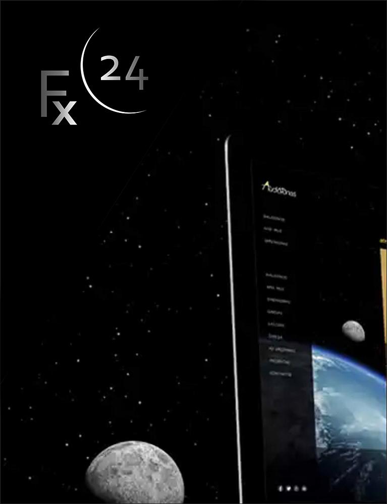 Разработка логотипа компании FX-24 фото f_73354621cbbaaf49.jpg