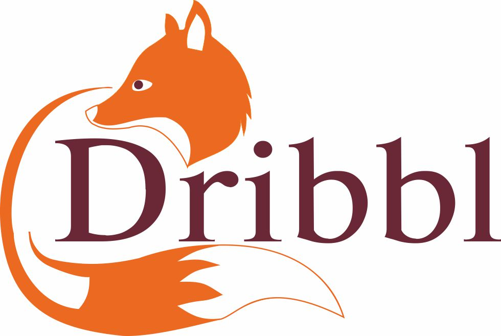 Разработка логотипа для сайта Dribbl.ru фото f_6795a9f9eb4a5054.jpg