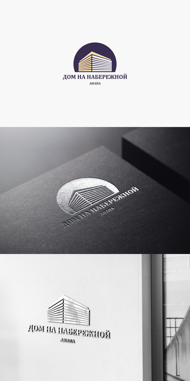 РАЗРАБОТКА логотипа для ЖИЛОГО КОМПЛЕКСА премиум В АНАПЕ.  фото f_2815de7859c0213d.jpg