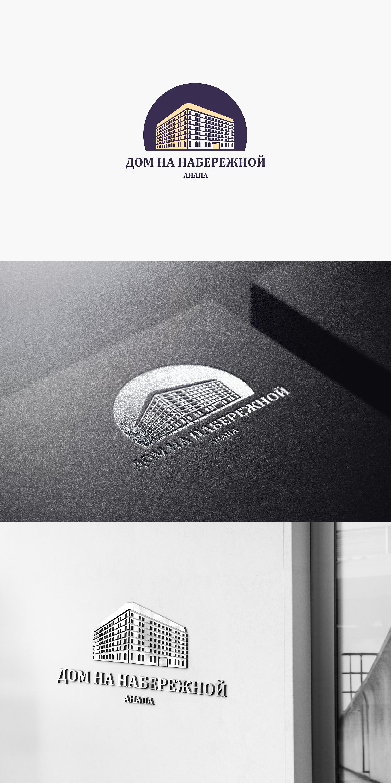 РАЗРАБОТКА логотипа для ЖИЛОГО КОМПЛЕКСА премиум В АНАПЕ.  фото f_7245de7859ac1c8a.jpg