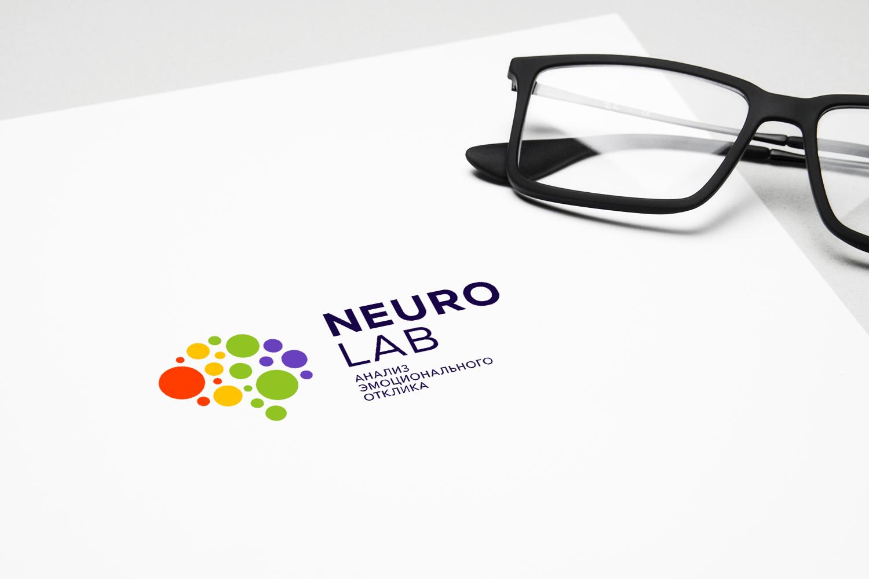 Логотип для лаборатории исследования эмоционального отклика  фото f_832600096132bf01.jpg