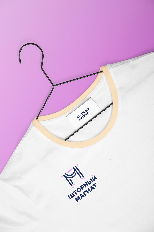 Логотип и фирменный стиль для магазина тканей. фото f_8435cda48e94e0df.jpg