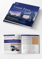 """Журнал """"Grant Epos"""" (финансы, ICO, прогнозирование) +2"""