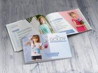 Презентация детской одежды Goldy (дети, каталог) +1