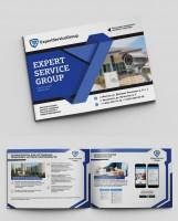 """Презентация """"ExpertServiceGroup"""" (Контроль доступа, видеонаблюдение, охрана) +2"""