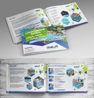 "Презентация ""Daily Swim Camp"" (лагерь, спорт, Черногория, сборы, бассейн)"
