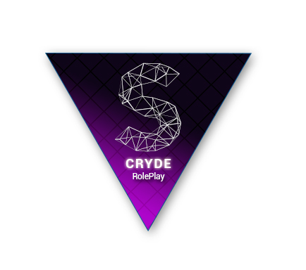 Логотип Scryde RolePlay