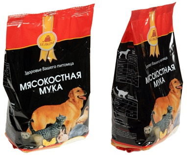упаковка витаминов для собак