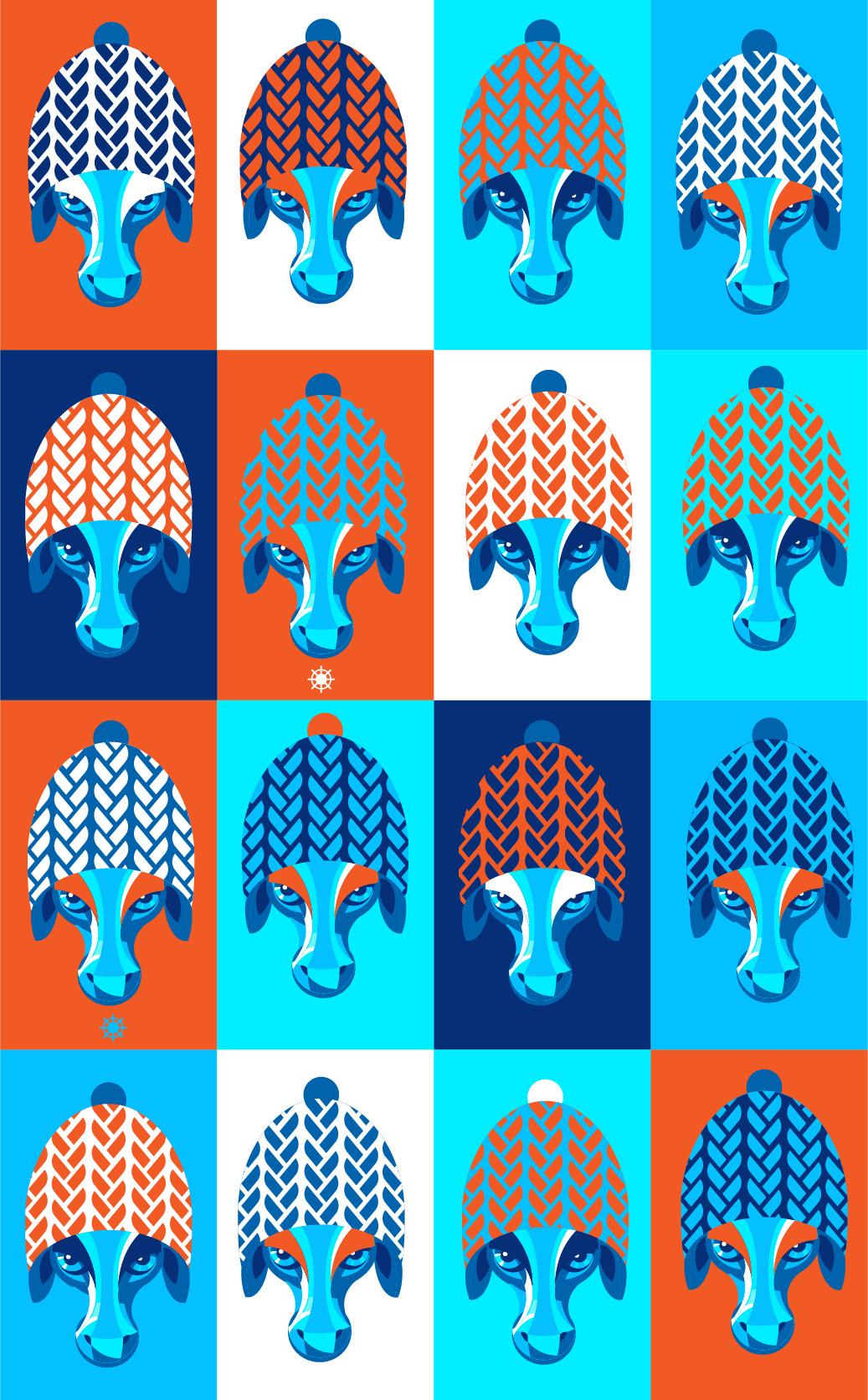 Создать рисунки быков, символа 2021 года, для реализации в м фото f_4255f0597d9bee4b.jpg