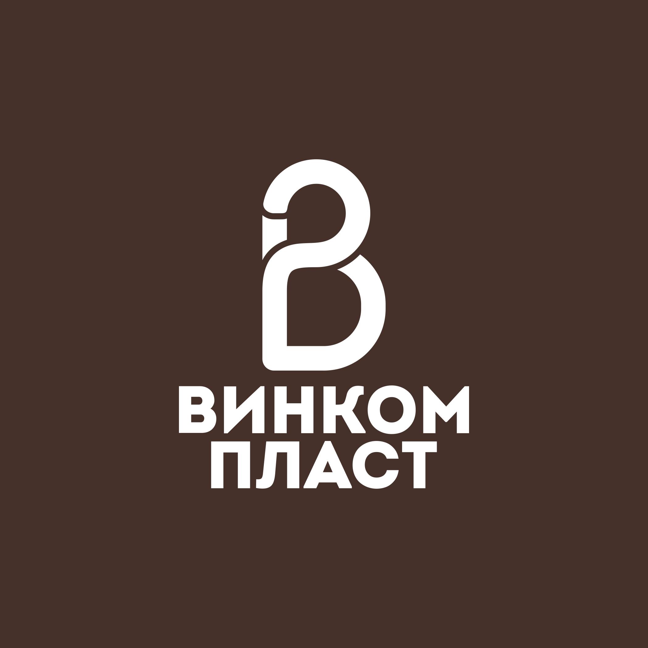 Логотип, фавикон и визитка для компании Винком Пласт  фото f_2265c458ea0b8126.jpg