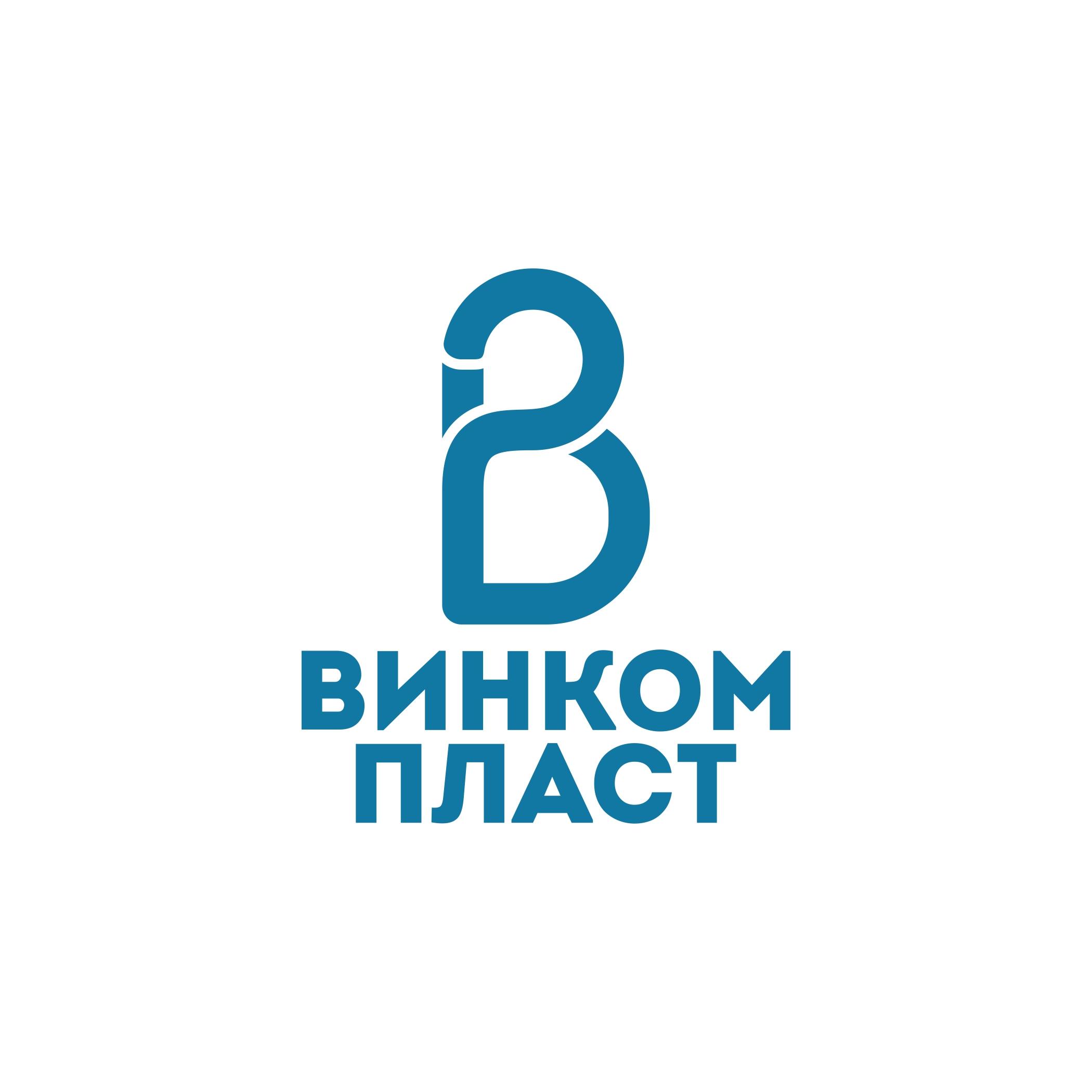 Логотип, фавикон и визитка для компании Винком Пласт  фото f_8725c458e86beb4d.jpg