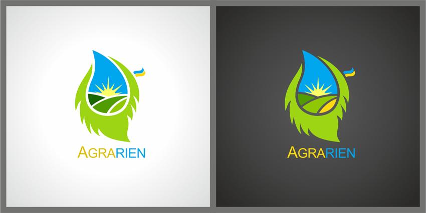 AgraRIEN Лого для агро-портала