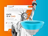 Movingminds – кейс по разработке дизайна сайта для крупного маркетингового агенства из США