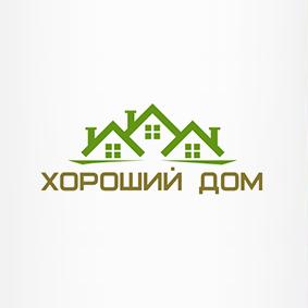 логотип Хороший Дом