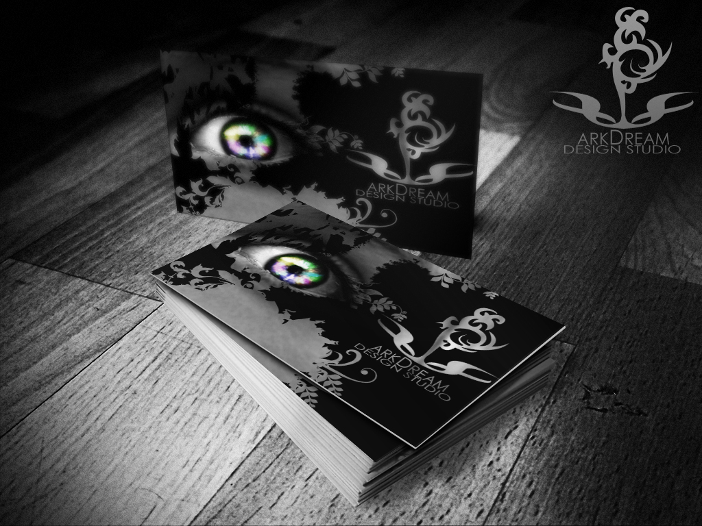 Визитка ArkDream D#1