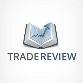 Логотип для TRADEREVIEW