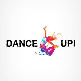 логотип танцевальной студии Dance - UP!