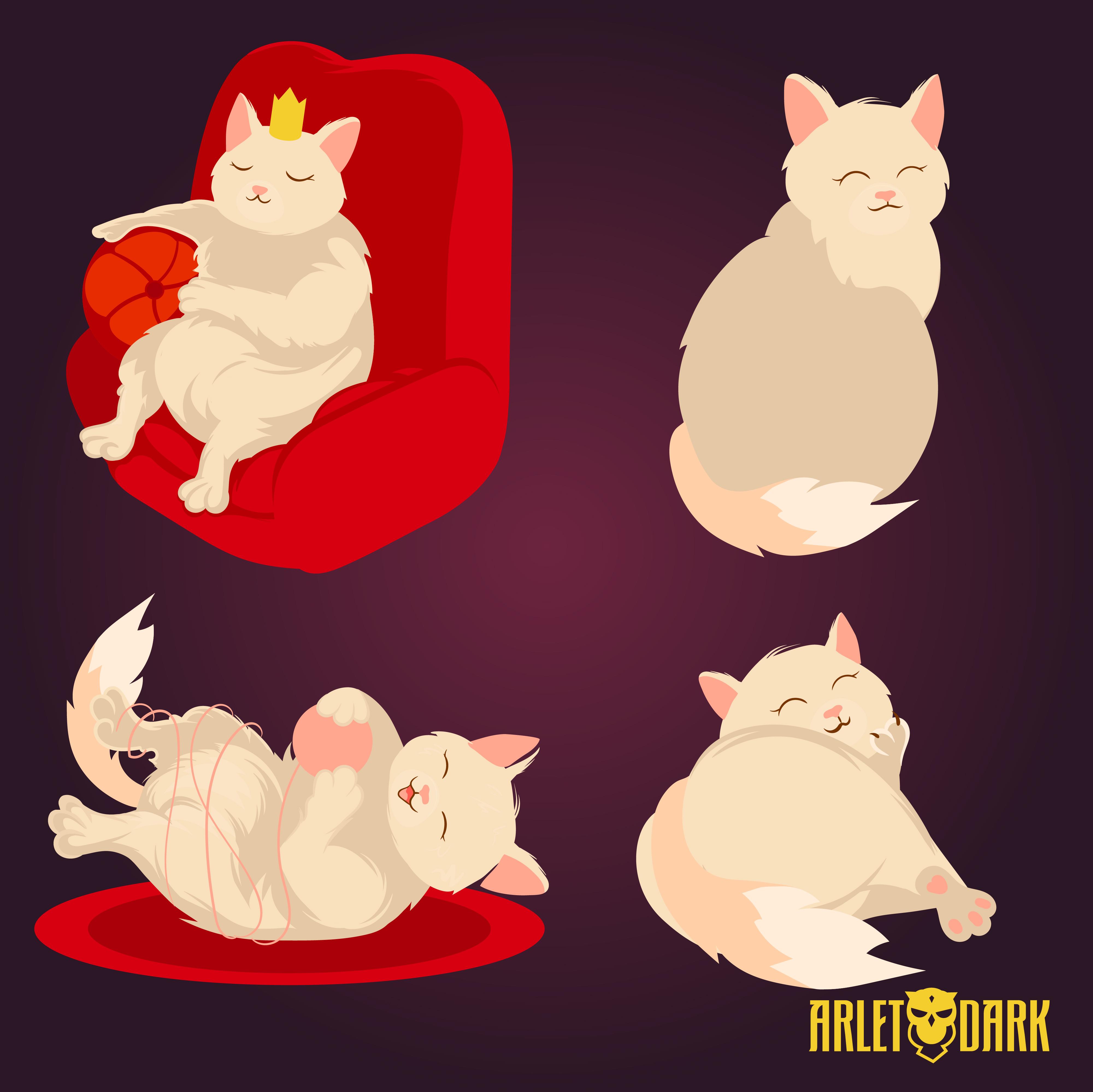 Королевская кошка