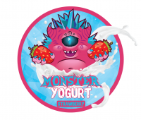 Monster yogurt strawberry