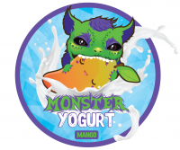 Monster yogurt mango