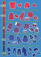 Схема одежды для детей