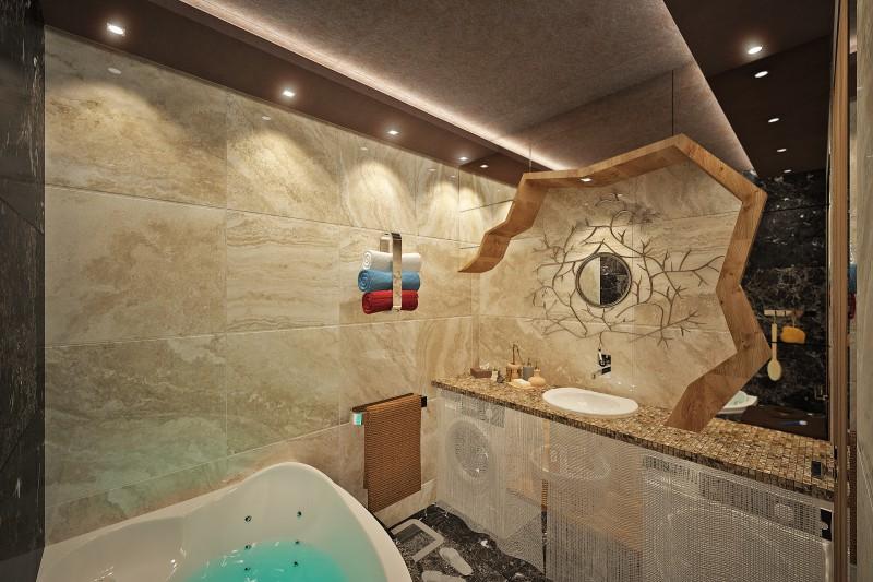 Дизайн-проект квартиры в г. Балашиха, Московская обл.