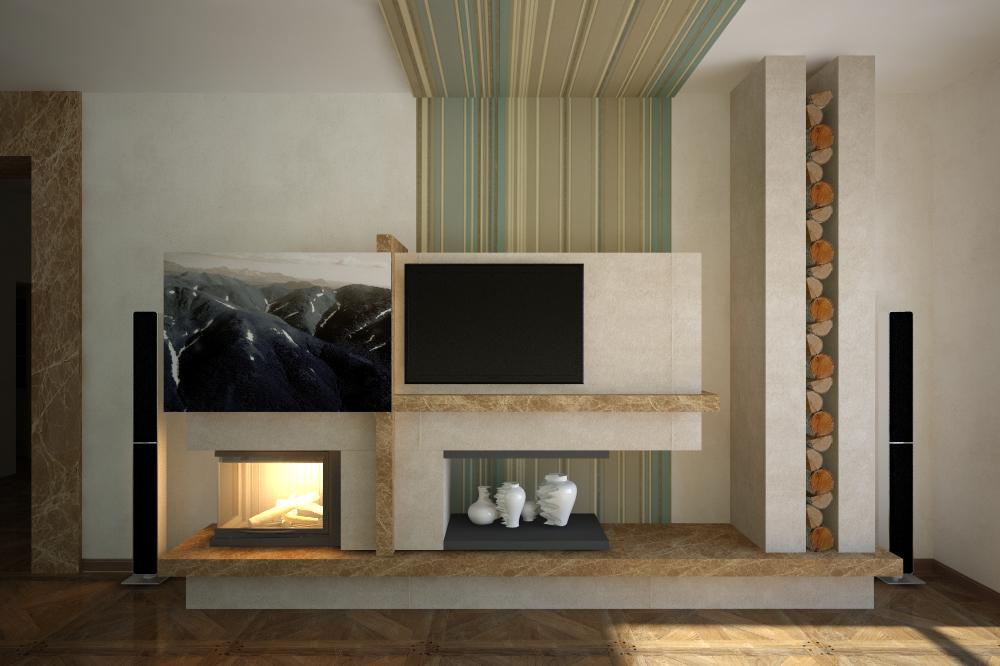 Визуализация квартиры