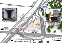 Карта проезда Электродный проезд