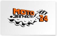 Логотип Мотозапчасти 24