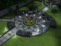Площадка для отдыха в ночное время