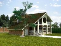 Загородный дом-2