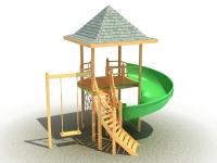 Детская площадка-2