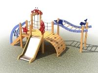 Детская площадка-3