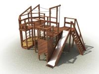 Детская площадка-4