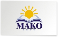 """Лого для форума """"МАКОinfo"""""""