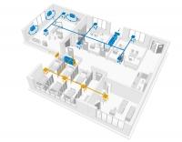 Схема больницы.