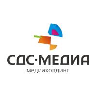 """Анимация логотипа """"СДС МЕДИА""""."""